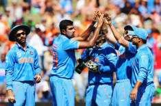 ورلڈ کپ 2015ء : بھارت نے آئرلینڈ کو 8وکٹوں سے مات دے دی