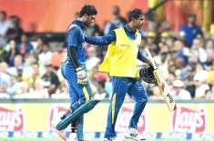 سری لنکن بلے باز دنیش چندیمل زخمی ہونے کے باعث ورلڈ کپ سے باہر