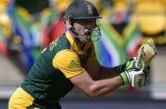 ورلڈ کپ 2015ء : جنوبی افریقہ نے متحدہ عرب امارات کو 146رنز سے ہرا دیا