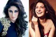 کرینہ کپور سے متاثر ہو کر بالی وڈ میں انٹری ماری' انوشکا شرما