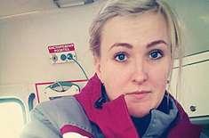 روسی نرس کی گھٹیا حرکت سے مرنے والوں کے رشتے دار مشتعل