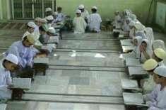 دہشتگردوں کو تربیت دینے والے مدرسوں کا سراغ لگا لیا گیا