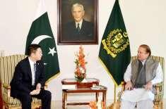 پاکستان اور چین مثالی دوست،غیر ملکی سرمایہ کاروں کی حوصلہ افزائی کیلئے ..