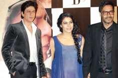 بالی ووڈ کی تاریخ میں پہلی بار شاہ رخ، کاجول اور اجے دیوگن ایک ساتھ ..
