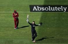ورلڈ کپ 2015:نیوزی لینڈ کا ویسٹ انڈیز کو کامیابی کے لیے 394رنز کا ہدف