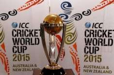 ورلڈ کپ 2015ء : فائنل مقابلے کے لیے امپائرز اور میچ ریفری کے ناموں کا اعلان