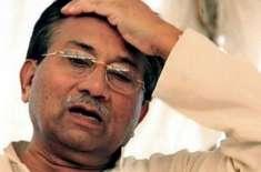 علامہ عبدالرشید غازی قتل کیس ،پرویزمشرف نے گرفتاری سے بچنے کیلئے پولیس ..