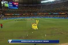آسٹریلیا 5ویں بار کرکٹ کا عالمی چیمپئن بن گیا