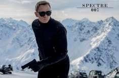"""جیمز بانڈ سیریز کی نئی فلم """" سپیکٹر"""" کا پہلا ٹریلر جاری"""