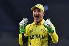 کینگرو وکٹ کیپر بریڈ ہیڈن ورلڈ کپ فائنل کھیلنے والے معمر ترین آسٹریلوی ..