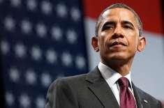 ایران سے جوہری معاہدے کا طے پا جانا خوش آئندہ ہے : امریکی صدر بارک اوباما