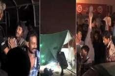 کراچی: گزشتہ روز کریم آباد سے گرفتار کیے گئے 7 افراد ضمانت پر رہا