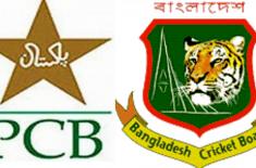پاکستان سے سیریز کیلئے بنگلہ دیش کے 14 رکنی سکواڈ کا اعلان