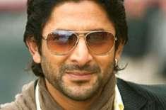 """بالی ووڈ اداکار ارشد وارثی اب اپنی آنے والی فلم """"ویلکم ٹو کراچی"""" میں .."""