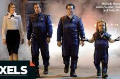 """سائنس فکشن فلم """" پکسلز"""" کا نیا ٹریلر جاری"""