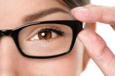 نظر کی عینک سے چھٹکارے کیلئے سائنسدانوں کا تجربہ کامیاب