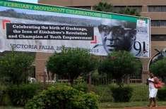 زمبابوے کے 91 سالہ صدر کی سالگرہ پر ہاتھیوں کی شامت