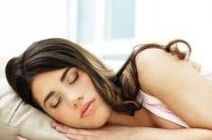 زیادہ سونے والی خواتین کیلئے خطرے کی گھنٹی!!!