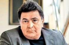 """رشی کپور ، دیویا کھوسلا کی آنے والی فلم """" صنم ری """" میں 80 سالہ بوڑھے .."""