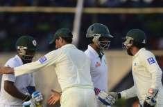 پاکستان، بنگلہ دیش کا پہلا ٹیسٹ میچ ہار جیت کے فیصلے کے بغیر ختم ہو ..