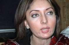 پیپلزپارٹی کی رہنما شرمیلا فاروقی کی ڈانس کرتے ہوئے ویڈیو وائرل