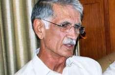 عوام اپنے حق اور انصاف کیلئے تحریک انصاف کے ساتھ کھڑے ہیں، پرویز خٹک