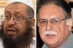 کراچی،مفتی محمدنعیم کی پرویز رشید کے مدارس اور شعائر اسلام کی توہین ..