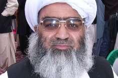 پشین میں اپوزیشن لیڈر بلوچستان اسمبلی مولانا عبدالواسع بم حملے میں ..