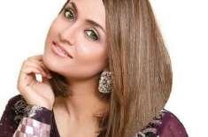 اداکارہ نادیہ خان 22مئی کو اپنی 42ویں سالگرہ منائیں گی