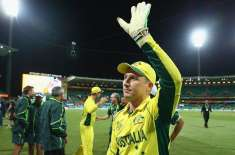 آسٹریلوی وکٹ کیپر بلے باز بریڈ ہیڈن نے ون ڈے کرکٹ سے ریٹائرمنٹ کا اعلان ..