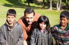 بھارتی اداکارہ سلمان خان بھی جنت نظیر کشمیر کے حسن پر مرمٹے