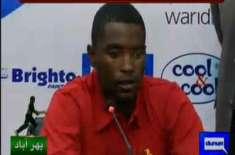 زمبابوے نے بھی عالمی تنہائی بھگت رکھی ہے ، دورے پر اچھا کھیل پیش کرنے ..