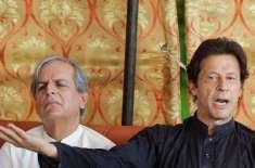 کنٹینر چھوڑتے وقت عمران خان سے کہا تھا کہ آج آپ کے عروج کا آخری دن ہے ..