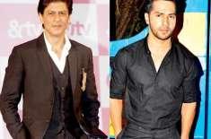 ڈائریکٹر کا بیٹا ہوں ، شاہ رخ خان سے خوفزدہ نہیں ، ورون دھاوان