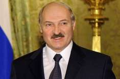 صدر مملکت ممنون حسین کی جانب سے بیلا روس کے صدر الیگزینڈر  کے اعزاز ..