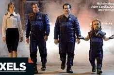 ہالی و وڈکی تھری ڈی سائنس فکشن فلم 'پِکسلز' کا نیا کلپ جاری کردیا گیا