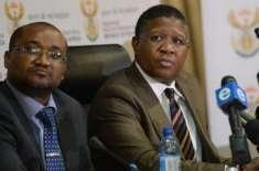 ہم نے فیفا کو رشوت نہیں دی 'جنوبی افریقہ کی وضاحت