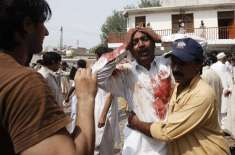 حکومت نے خود کش دھماکوں کے شہید یا اسکی بیوہ کے ذمہ بینک کا دس لاکھ تک ..