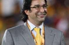 وسیم اکرم کو ورلڈ کپ کی تاریخ کے ٹاپ پرفارمر کی فہرست میں شامل کرلیا ..