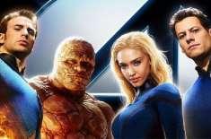 مارویل کامکس کے سپر ہیرو کے کرداروں پر مبنی فلم فنٹاسٹک فور کی نئی جھلکیاں ..