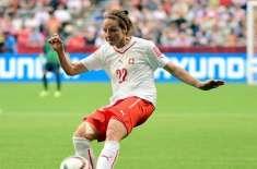 ویمنز فٹبال ورلڈ کپ :سوئٹزرلینڈ نے ایکواڈور کو رونڈ ڈالا