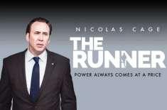 """اداکارنکولس کیج کی نئی فلم"""" دی رنر"""" کی جھلکیاں جاری"""
