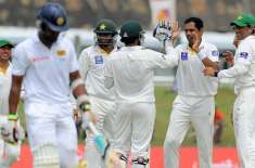 گال ٹیسٹ،سری لنکا نے کھانے کے وقفے پر 6وکٹوں پر 273رنز بنا لیے