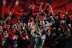 انڈر 20 فیفا فٹ بال ورلڈ کپ، سربیا نے برازیل کو شکست دے کر پہلی بار چیمپئن ..
