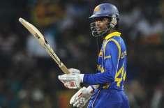 پاکستان کے خلاف تیسرے ٹیسٹ میچ کے لیے سری لنکا نے سٹار بلے باز کمار ..