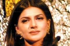 پاکستان کی ٹی وی اداکارہ و ماڈل عفت عمر نے شوبز میں ہونے والے سلوک کی ..