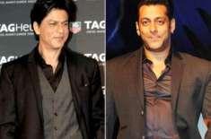 شاہ رخ اور سلمان خان ایک دوسرے سے دوستی کا دم بھرنے لگے