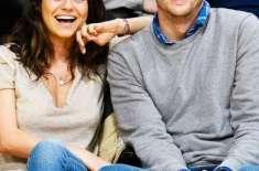 ہالی ووڈ اداکار ایشٹن کچراور اداکارہ میلا کیونس نے شادی کر لی