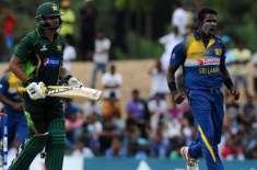 پاکستان ، سری لنکا کے درمیان دوسرا ون ڈے آج دوپہر کھیلا جائے گا