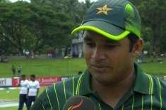 دوسرا ون ڈ ے:پاکستان کا سری لنکا کے خلاف ٹاس جیت کر بیٹنگ کا فیصلہ